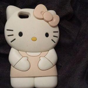 iPhone SE Hello Kitty Phone Case